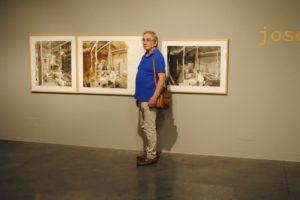 La casa de Palomares de José Mª Mezquita apura su último mes de visitas en la sala de exposiciones Pedro Torrecilla de Fundación Cajacírculo