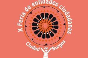 Este sábado la X Feria de Entidades Ciudadanas Ciudad de Burgos Quédate, estamos vacíos sin ti