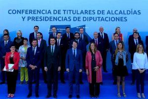 El Alcalde de Burgos, Daniel de la Rosa, reclama a la Junta de Castilla y León una mejor financiación para los Ayuntamientos de la comunidad