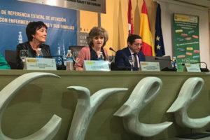 La Ministra en funciones María Luisa Carcedo destaca la importancia del abordaje integral y multinivel de las enfermedades raras