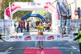 La Campofrío Maratón Burgos generó un impacto económico de 140 mil euros en la ciudad