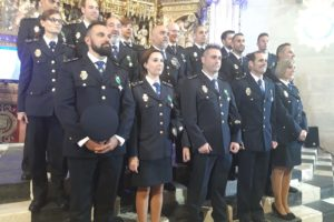 La Policía Nacional ha celebrado su día con un acto institucional en la Catedral