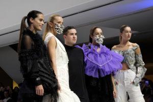 La XXII Pasarela de la Moda se clausura con la entrega de premios del Concurso de Jóvenes Diseñadores a Mario Marquina en Diseño y a Ana Larriba en Emprendimiento