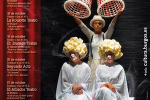Este fin de semana en el Teatro Clunia de Burgos continúa el Certamen Provincial de Teatro