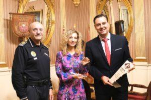 El Ayuntamiento de Burgos recibe un Premio Nacional de Seguridad Vial y el Premio Visión Zero Municipal por reducir a cero la siniestralidad vial