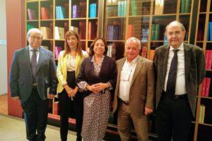 El Instituto Castellano y Leonés de la Lengua reedita el libro Historia del Palacio de la Isla de Burgos 1883-2019