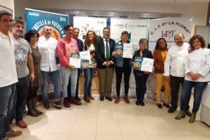 Ganadores del VI Concurso la Mejor Tortilla de Patata de Burgos
