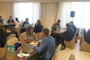 Burgos está presente estos días en MICE & Fórum Inside en Cádiz