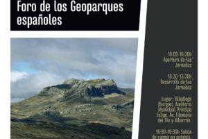 Mañana día 15 se celebran en el Geoparque Las Loras las V Jornadas del Foro de los Geoparques de España