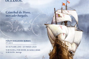 El VIII Centenario inaugura una exposición que resalta que la Primera Vuelta al Mundo fue una empresa burgalesa