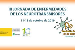 El Creer acoge del 11 al 13 de octubre la III Jornada de Enfermedades de los Neurotransmisores
