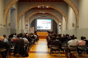 La Sociedad para el desarrollo de la provincia de Burgos celebró el seminario técnico Autogeneración y autoconsumo energético