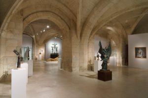 La obra religiosa de Venancio Blanco atrae a cerca de 40.000 personas a la Catedral de Burgos