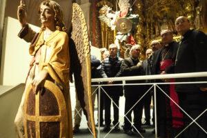 Angeli se despide de la comarca del Arlanza con un balance de alrededor de 300.000 visitas