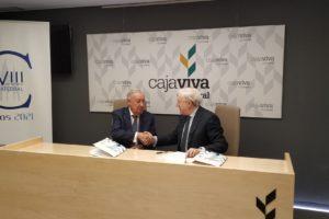 Cajaviva Caja Rural y el VIII Centenario de la Catedral de Burgos reafirman su colaboración