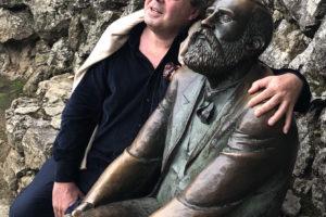La figura de Antonio Gaudí, protagonista del encuentro del próximo martes con Xavier Güell en el Museo de la Evolución Humana