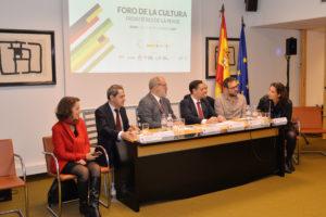 El Foro de la Cultura se presenta en París reivindicando un «diálogo crítico» que traspase fronteras