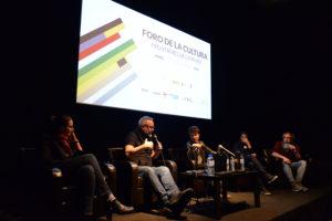 El centro artístico La Parrala y el artista burgalés Neonymus presentan en el Foro de la Cultura de París sus proyectos creativos