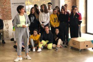 Más de un centenar de jóvenes empujan ya el proyecto de danza urbana H3B Dance surgido en Burgos Experimenta