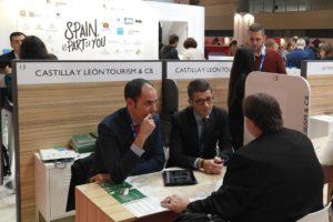 La Oficina de Congresos de Burgos presente en la Feria de referencia del Turismo de Negocios Barcelona IBTM World 2019