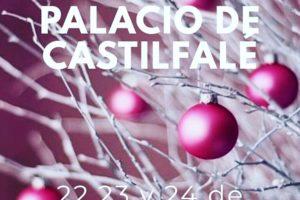 Desde mañana y hasta el domingo puedes visitar la Muestra Floral Navideña en el Palacio de Castilfalé