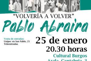 Unipec celebra su XX aniversario con un concierto acústico del cantante español Pablo Abraira