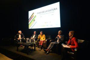 El Foro de la Cultura concluye con éxito su extensión en París tras haber reunido a destacados profesionales de España y Francia