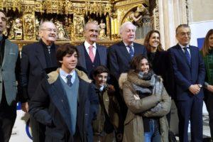 El Grupo Nicolás Correa se suma al VIII Centenario de la Catedral de Burgos
