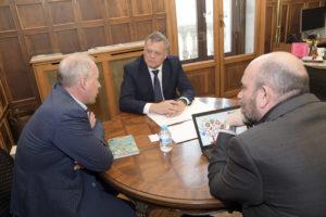 La Rioja visita Burgos para conocer de primera mano las políticas energéticas provinciales