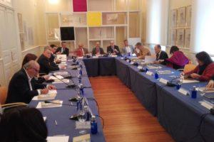 El Patronato de la Fundación Instituto Castellano y Leonés de la Lengua aprobó el programa cultural y presupuesto de 628.900 euros para 2020