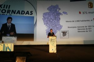 Burgos ha sido protagonista de las XIII Jornadas de Ciberseguridad que se celebran en Madrid
