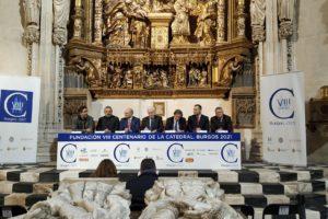 Calidad Pascual se suma al VIII Centenario de la Catedral de Burgos