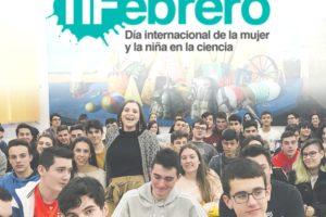 El ICCRAM de la Universidad de Burgos participa en el Día Internacional de la Mujer y la Niña en la Ciencia
