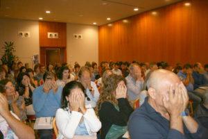 AEPV Burgos presenta el Proyecto Polígono saludable con el taller Mindfulness y la mente silenciosa