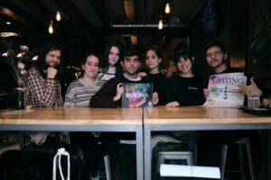 La Huella del Panda busca actores para su proyecto audiovisual Paenuria
