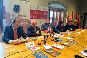 El dramaturgo José Luis Alonso se lleva el XVIII Premio de la Crítica de Castilla y León