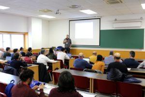 Cerca de cuarenta investigadores de múltiples disciplinas se han congregado en el 6º Workshop de Comsotec celebrado en la UBU