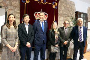 La UBU y el Instituto de la Construcción renuevan su alianza de colaboración