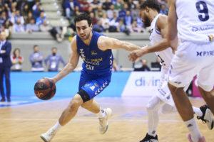 El San Pablo Burgos logra su undécima victoria 94-88 frente a MoraBanc Andorra
