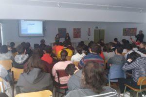 El alumnado del centro educativo Puentesaúco renueva su compromiso con la Operación Bocata