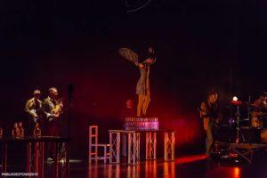 Mañana comienza el XXIII ciclo de teatro joven de la Universidad de Burgos
