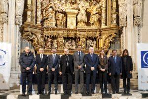La empresa burgalesa Campofrío se suma al VIII Centenario de la Catedral de Burgos