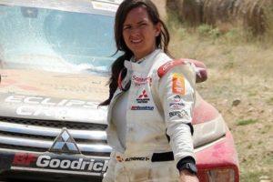 Cristina Gutiérrez participa en el Foro Hubers con su conferencia Pasión por la aventura. Dakar: un desafío de 8.000
