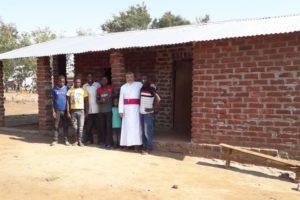 Fundación Cajacírculo e Ibercaja promueven la construcción de 14 nuevas viviendas en el poblado de Nkondezi, en Mozambique