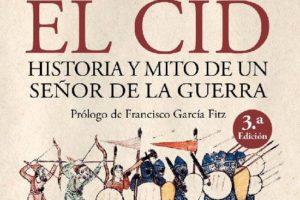 El escritor Porrinas González presenta en el MEH el libro El Cid. Historia y Mito de un señor de la guerra