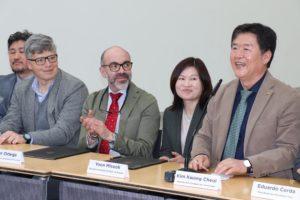 Castilla y León y el condado surcoreano de Yeoncheon desarrollarán acciones conjuntas en patrimonio, cultura, ciencia y turismo basadas en el Sistema Atapuerca