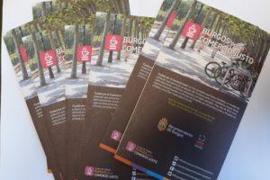 El Grupo Burgos por el Comercio Justo ha publicado una nueva guía de iniciativas justas, biológicas y locales
