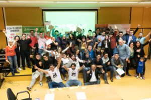 Exograph-3D ganador de la novena edición de Startup Weekend Burgos