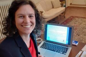 Lectura de cinco tesis doctorales en la UBU pese a la pandemia