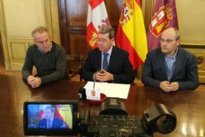 El presidente de la Diputación César Rico se dirige a los ayuntamientos de la provincia para conocer sus necesidades